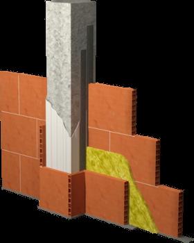 Forrado pilares